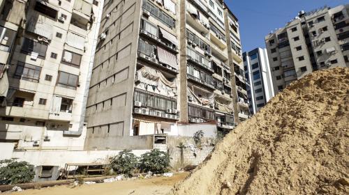 """Le Liban dénonce une """"agression"""" d'Israël après la chute de deux drones sur un bastion du Hezbollah"""