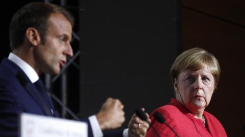 DIRECT. Sommet du G7 : Emmanuel Macron et Angela Merkel appellent à renforcer la lutte antijihadiste dans le Sahel