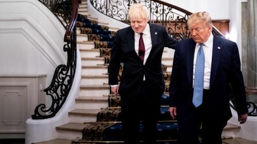 DIRECT. Sommet du G7 : pour leur première rencontre, Trump loue Johnson et promet un accord commercial après le Brexit