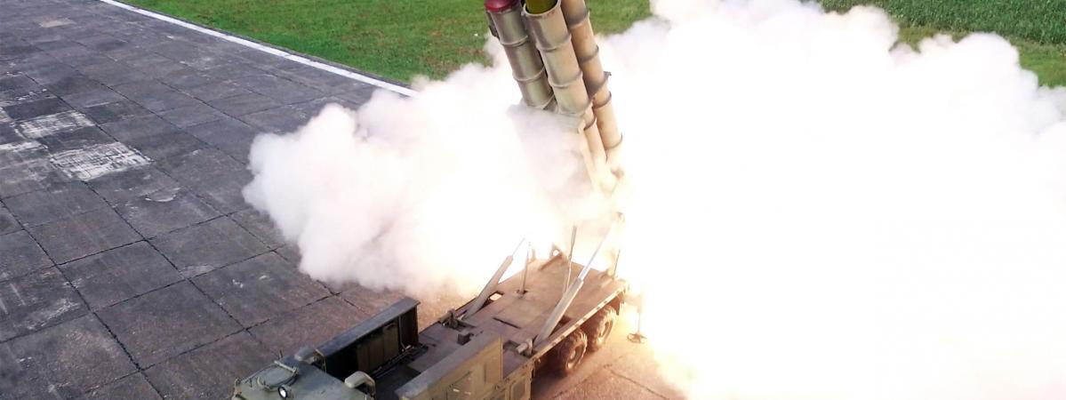 """Corée du Nord : Kim Jong-un a supervisé le test d'un """"lance-missiles multiple de grande dimension"""""""