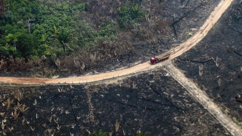 """Incendies en Amazonie : le gouvernement français """"fait des non-sens"""", estime le vice-président du Grand conseil coutumier des peuples amérindiens"""