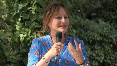 Ségolène Royal n'exclut pas d'être candidate à la présidentielle en 2022, mais pas comme socialiste
