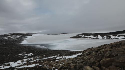 GRAND FORMAT. Au fil de l'Ok, sur la trace du premier glacier islandais victime du réchauffement climatique