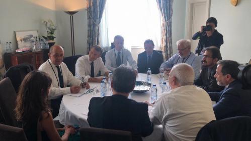 Sommet du G7 : à quoi joue la France dans le dossier du nucléaire iranien ?