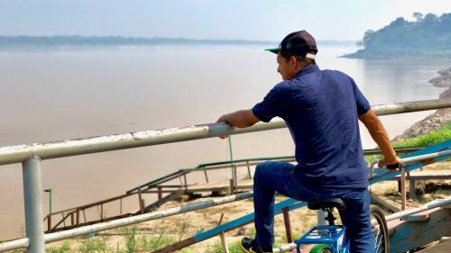 """""""J'ai vu des endroits brûler pendant plusieurs jours sans que personne ne réagisse"""" : à Porto Velho, l'amertume devant les incendies en Amazonie"""