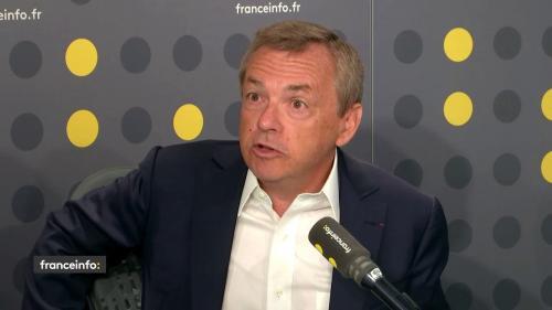 """VIDÉO. Arrêt de BFMTV sur les Freebox: """"L'audience de la chaîne va mécaniquement baisser"""", reconnaît Alain Weill"""