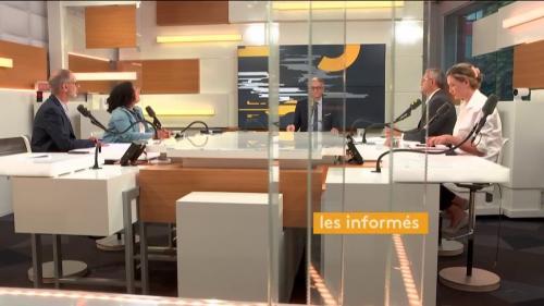 La rentrée Blanquer, les retraites, la PMA de la discorde, le face-à-face Macron-Bolsonaro... Les informés de franceinfo du 27 août 2019