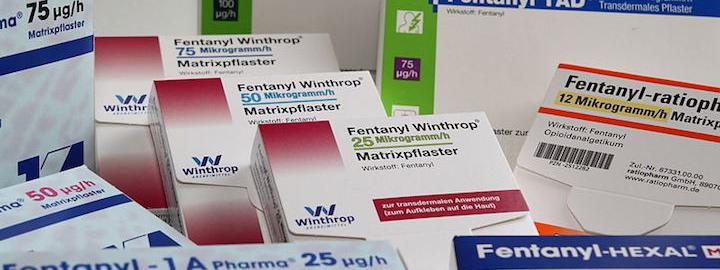 Crise des opiacés : une première amende de 572 millions de dollars contre un laboratoire américain