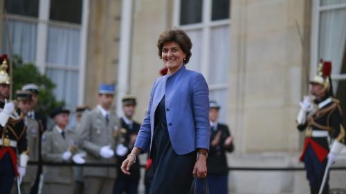 Quatre choses à savoir sur Sylvie Goulard, candidate de la France comme commissaire européenne