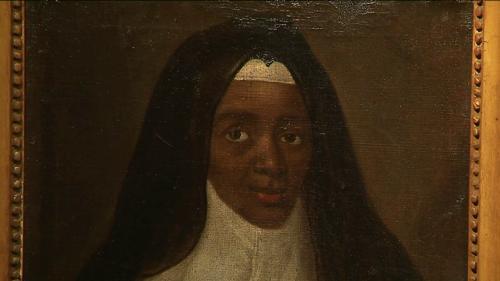 La Mauresse de Moret, religieuse métisse, était-elle vraiment la fille cachée de Louis XIV ?   https://www.francetvinfo.fr/culture/arts-expos/peinture/la-mauresse-de-moret-religieuse-metisse-etait-elle-vraiment-la-fille-cachee-de-louis-xiv_3594015.html…p