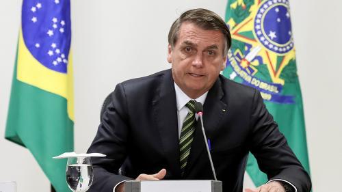 Feux en Amazonie : le président brésilien accepte finalement une aide financière de l'étranger
