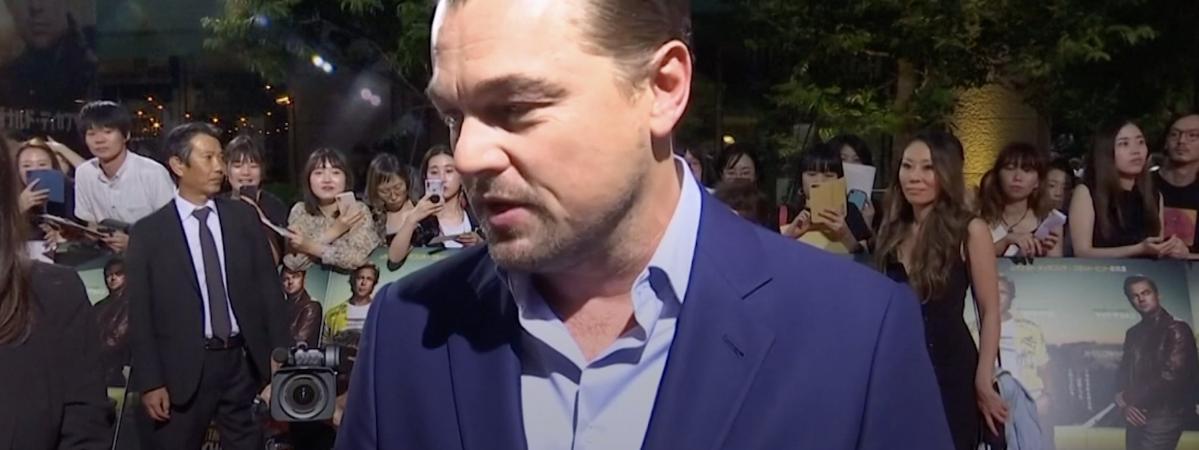 """VIDEO. Amazonie : """"Nous avons le devoir de protéger cet environnement vital"""", a déclaré Leonardo DiCaprio"""