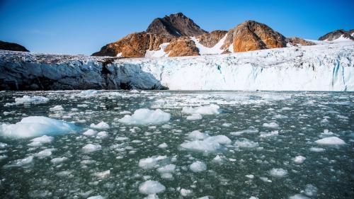Climat : le Groenland aux premières loges du réchauffement climatique