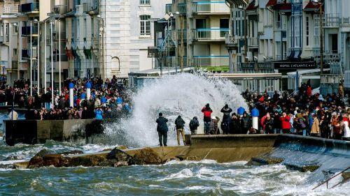 Grandes marées : un appel à la prudence lancé pour la Manche et la mer du Nord