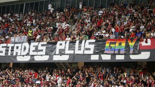 """Homophobie dans les stades: """"Il va falloir que la Ligue donne les règles à appliquer et que ce soit la même chose pour tous"""""""