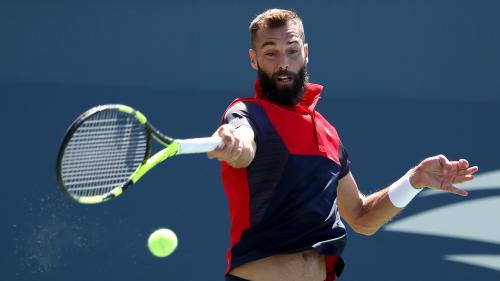 US Open : malgré deux sets d'avance et trois balles de match, Benoît Paire s'incline au deuxième tour