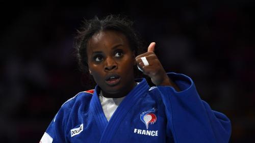 Mondiaux de judo : la Française Madeleine Malonga décroche l'or chez les moins de 78 kg