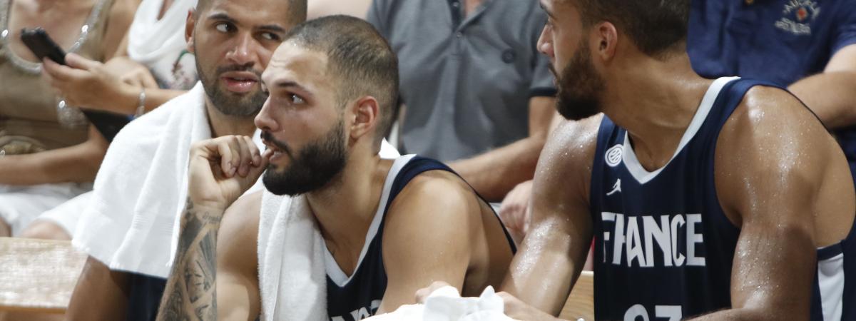 photos officielles 6a517 44880 Mondial de basket : pourquoi avoir des joueurs NBA n'est pas ...