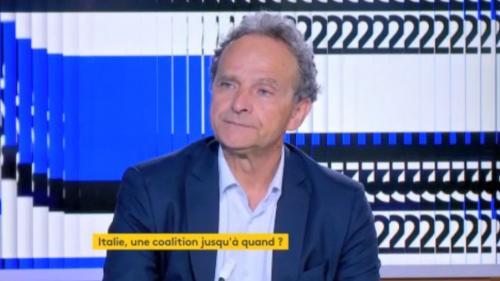 """Politique en Italie: """"Ce populisme met en danger la démocratie libérale et participative"""""""