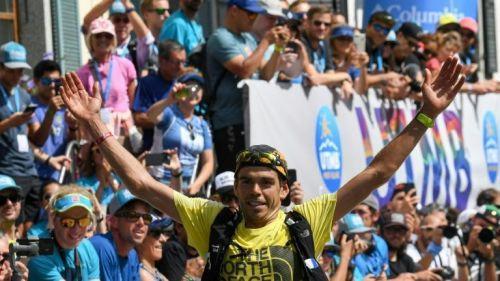Ultra-trail du Mont-Blanc : l'Espagnol Pau Capell l'emporte devant le Français Xavier Thévenard