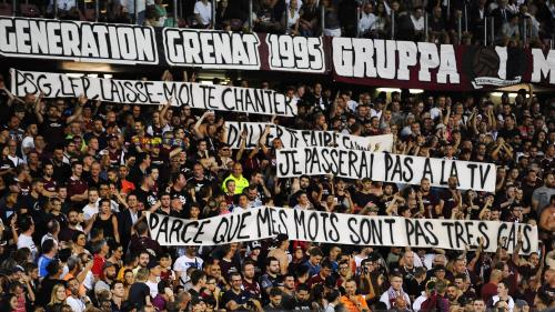 "Interruption du match entre le FC Metz et le PSG : le chef des supporters messins dénonce ""la bêtise de la Ligue de football professionnel"""