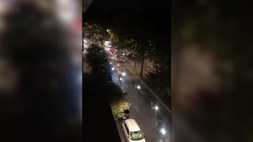 Bordeaux : une personne en garde à vue après un rodéo urbain qui a réuni près de 200 motos