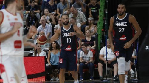 DIRECT. Championnats du monde de basket : suivez le match entre la France et l'Allemagne