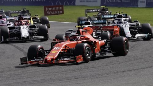 Grand Prix de Belgique : Charles Leclerc s'impose pour la première fois de sa carrière en F1 et dédie sa victoire à Anthoine Hubert