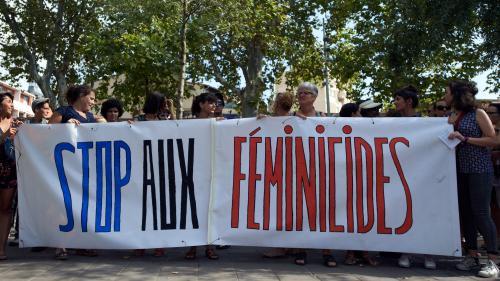 Une femme tuée dans les Alpes-Maritimes, 100e féminicide de 2019 en France dénoncé par le collectif #NousToutes