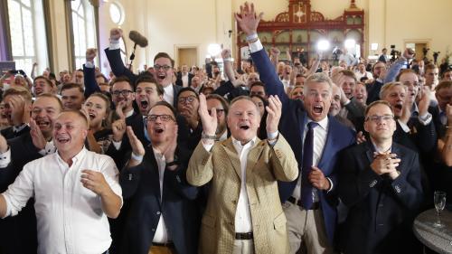 Allemagne : forte poussée de l'extrême droite lors d'élections locales, selon de premières estimations