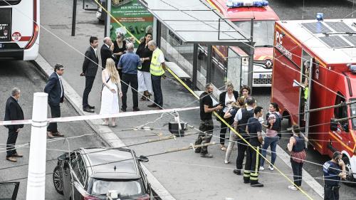 """Attaque au couteau à Villeurbanne : """"Heureusement que des témoins sont intervenus"""""""