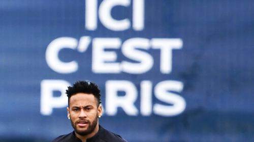 Foot : Neymar a annoncé qu'il renonçait à un transfert au Barça et qu'il restait au PSG