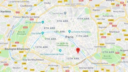 Paris : une fillette chute du troisième étage, son pronostic vital engagé