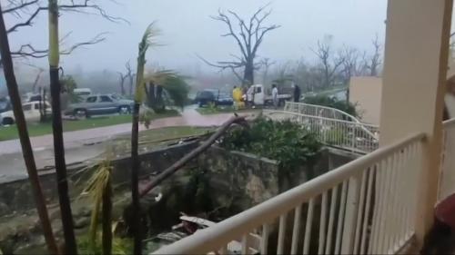 VIDEO. Les Bahamas durement frappées par l'ouragan Dorian