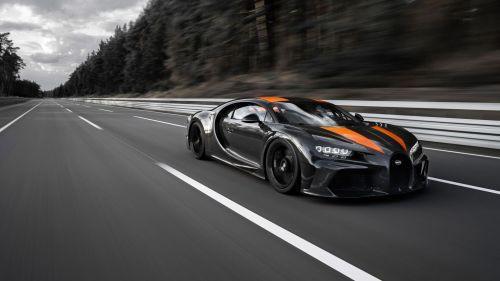 Auto. Bugatti atteint la vitesse record de 490km/h avec la Chiron