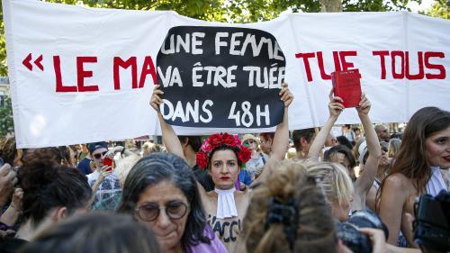 """""""On ne peut pas faire une grande cause nationale avec un million d'euros"""" : les associations réclament plus de moyens pour lutter contre les féminicides"""