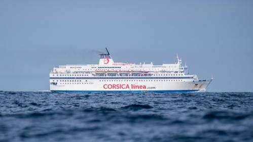 Méditerranée : un ferry de la Corsica Linea sauve 18 migrants à la dérive