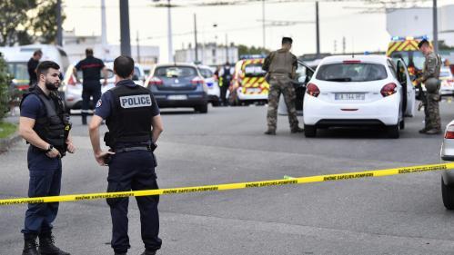 """Attaque au couteau à Villeurbanne : le suspect mis en examen pour """"assassinat et tentatives d'assassinat"""""""