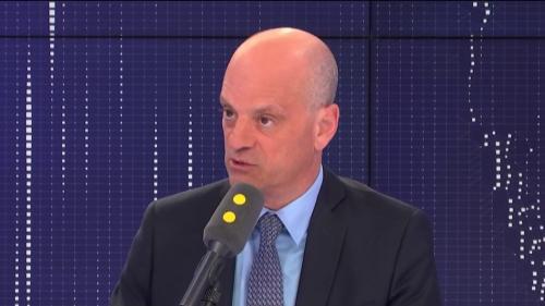 """VIDEO. Augmentation du salaire des enseignants : """"C'est encore insuffisant"""", reconnaît Jean-Michel Blanquer"""