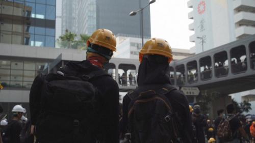 Hong Kong, sous les pavés : l'amour
