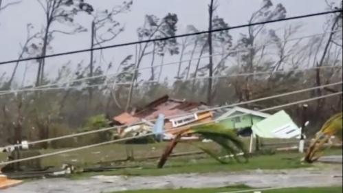 DIRECT. Ouragan Dorian : 13 000 maisons pourraient avoir été endommagées aux Bahamas, selon la Croix-Rouge