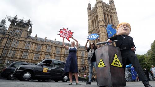 DIRECT. Brexit : le Premier ministre, Boris Johnson, perd sa majorité au Parlement, après la défection d'un député conservateur