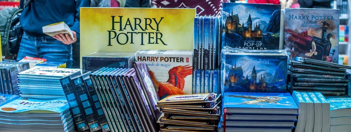 Harry Potter Banni D Une Ecole Catholique Americaine