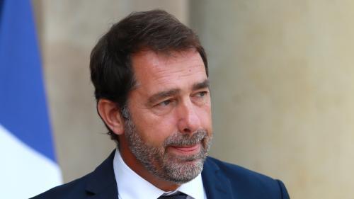 """Féminicide de Cagnes-sur-Mer : """"C'est un échec de ne pas avoir pu protéger cette femme"""", reconnaît Christophe Castaner"""
