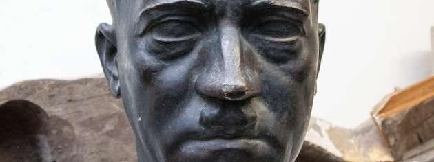 Un buste d'Hitler est secrètement gardé dans les caves du Sénat depuis la Seconde Guerre mondiale