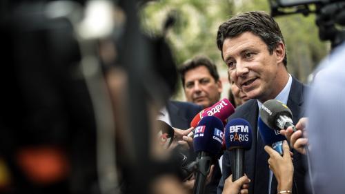 """Municipales : LREM """"regrette"""" la décision de Cédric Villani, sans l'exclure du parti"""