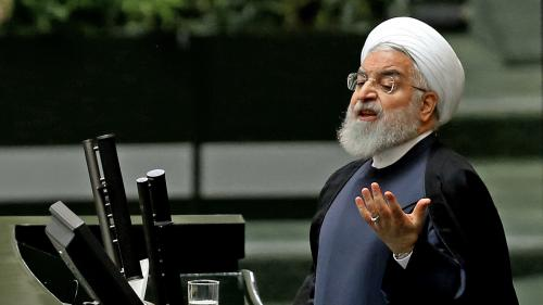 L'Iran reviendra dans l'accord sur le nucléaire à condition d'obtenir 15milliards de dollars de crédit