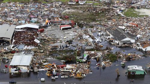 Ouragan Dorian : 70 000 personnes ont besoin d'une aide immédiate aux Bahamas, alerte l'ONU