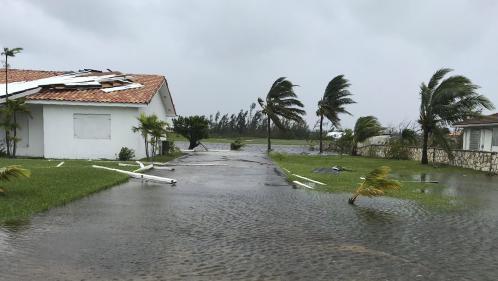 Bahamas : les ravages de Dorian