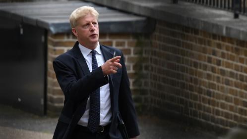 Brexit : le frère de Boris Johnson annonce sa démission du gouvernement